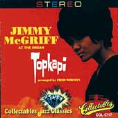 Jimmy McGriff: Topkapi