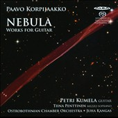 Paavo Korpijaakko: Nebula, works for guitar