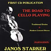 Janos Starker - The Road to Cello Playing
