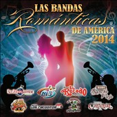 Various Artists: Las Bandas Romantica 2014