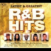 Various Artists: Latest & Greatest R&B Hits [Box]