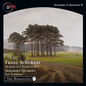 Franz Schubert: Quartet in D major, D. 887 / Jaap Schroder; Skalholt Quartet