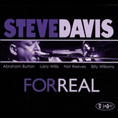 Steve Davis (Drums): For Real