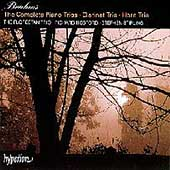 Brahms: Complete Piano Trios, Clarinet Trio, Horn Trio