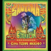 Santana: Corazón: Live from Mexico [DVD+CD] [Digipak]