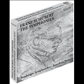 Schubert: The Symphonies, complete / Jonathan Nott, Bamberger SO