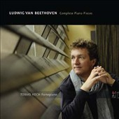 Beethoven: Complete Piano Pieces - Rondos, Preludes, Bagatelles et al. / Tobias Koch, piano (Sonatas not included)