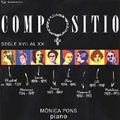 Piano Compositions by Women Composers / Monica Pons