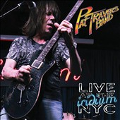 Pat Travers Band: Live At the Iridium NYC [1/26]