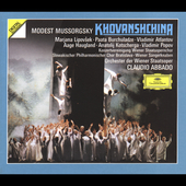 Mussorgsky: Khovanshchina / Abbado, Haugland, Atlantov