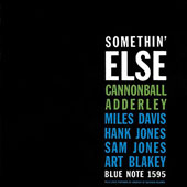 Cannonball Adderley: Somethin' Else [Limited Edition] [Limited]