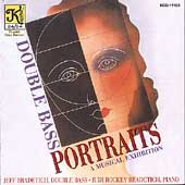 Double Bass Portraits - A Musical Exhibition / Bradetich