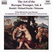 The Art of the Baroque Trumpet Vol 4 / Eklund, Sparf, Tarr