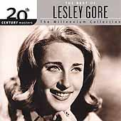 Lesley Gore: 20th Century Masters - The Millennium Collection: The Best of Lesley Gore