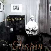 Rubinstein Collection Vol 45 -Chopin: Ballades, Scherzos