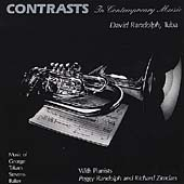 Contrasts in Contemporary Music / David Mark Randolph