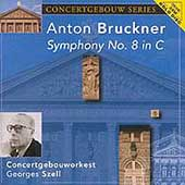 Concertgebouw Series - Bruckner: Symphony no 8 / Szell