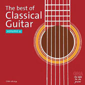 The Best of Classical Guitar Vol 4 - Paganini, Rodrigo, etc