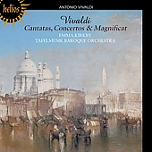Vivaldi: Cantatas, Concertos and Magnificat / Lamon