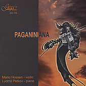 Paganini, et al: Music for Violin and Piano / Hossen