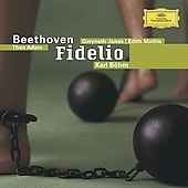 Beethoven: Fidelio Op 72 / B&#246;hm, Jones, King, et al
