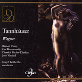 Wagner: Tannhauser / Keilberth, Vinay