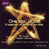 Davies: One star, at last;  Tavener, etc / Cleobury, Quinney