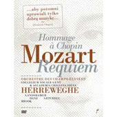 Mozart: Requiem, K 626 / Christina Landshamer, Ingeborg Danz, Robert Getchell, Matthew Brook. Herreweghe, Collegium Vocal [2 DVD]