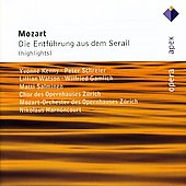 Mozart: Die Entfuhrung Aus Dem Serail (Highlights)