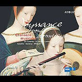 Chanson Musicales - Lasso, et al / A. Savall, Il Desiderio