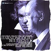 The Beethoven Box Set / Harnoncourt, CO of Europe