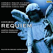 Cherubini: Requiem, Marche fun&#232;bre;  Beethoven: Elegiac Song