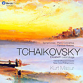 Tchaikovsky: Symphonies, Piano Concertos, etc / Masur, et al