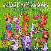 Various Artists: Putumayo Kids Presents: Animal Playground