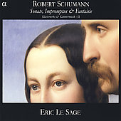 Schumann: Piano & Chamber Music, Vol 2 / Eric Le Sage