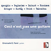 Guitar Collection Vol 16 - Ceci n'est pas une guitare