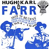 Hugh & Karl Farr: Texas Stomp 1934-1944