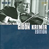 Historical Russian Archives - Gidon Kremer Edition