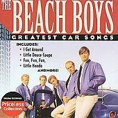 The Beach Boys: Greatest Car Songs (Collectables)