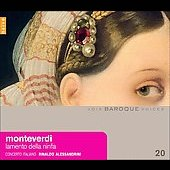 Baroque Voices - Monteverdi: Lamento della ninfa, etc / Rinaldo Alessandrini, Concerto Italiano