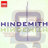 EMI 20th Century Classics - Hindemith: Symphony 
