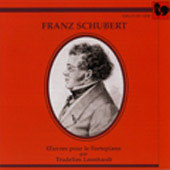 Schubert: Works for Fortepiano / Trudelies Leonhardt