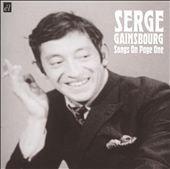 Serge Gainsbourg: Songs on Page One