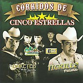 Various Artists: Corridos de 5 Estrellas