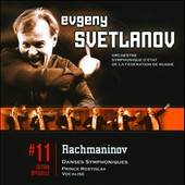 Rachmaninov: Danses Symphoniques; Prince Rostislav; Vocalise