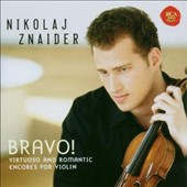 Bravo!: Virtuoso and Romantic Violin Encore