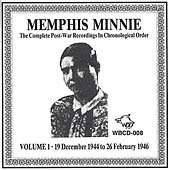 Memphis Minnie: Volume 1 (1944-1946)