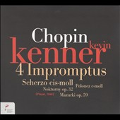 Chopin: 4 Impromptus