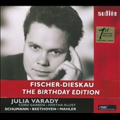 Dietrich Fischer-Dieskau Sings Schumann, Beethoven, Mahler