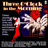Various Artists: Three O'Clock in the Morning